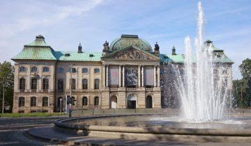 Japanisches Palais, Dresden-Neustadt